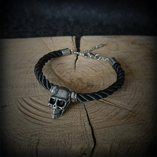 Bracelet cordon torsadé...