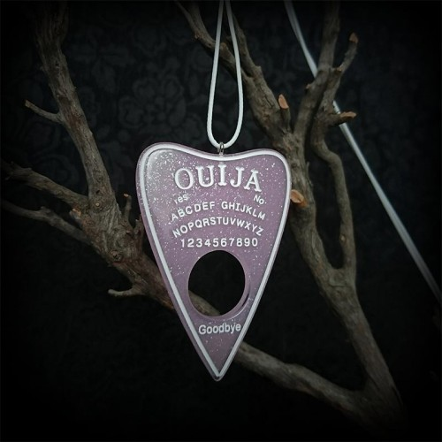 Collier Ouija couleurs...