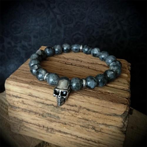 Bracelet perles 10mm en...