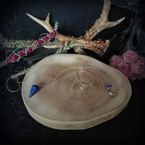 Pendule divinatoire en...