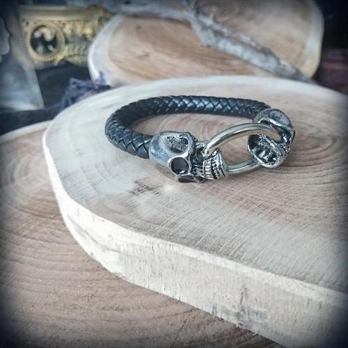 Bracelet tressé imitation...