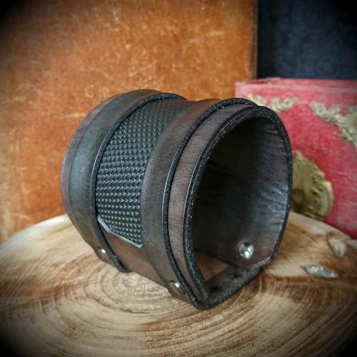 Bracelet de force cuir...