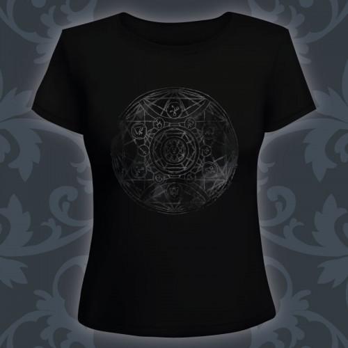 T-shirt Femme Black Alchemy