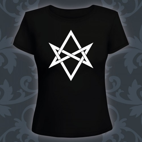 T-shirt Femme Hexagramme...