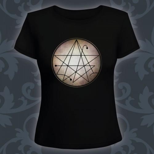 T-shirt Femme symbole du...