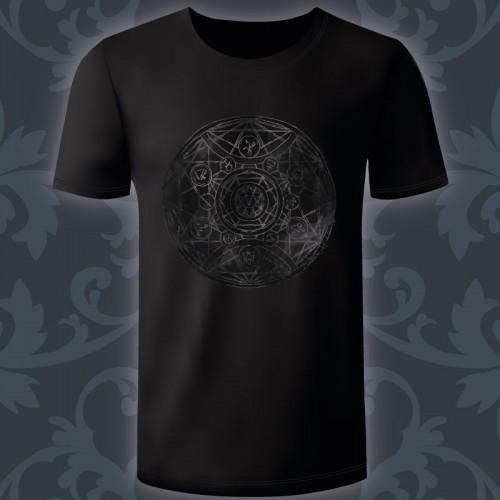 T-shirt Homme Black Alchemy