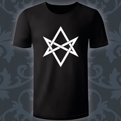T-shirt Homme Hexagramme...