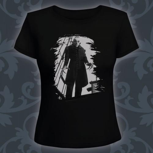 T-shirt Femme Nosferatu