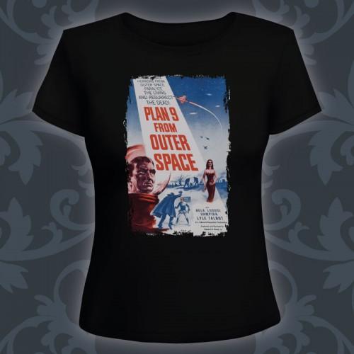 T-shirt Femme Plan 9 from...