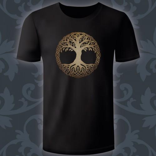 T-shirt Homme Yggdrasil,...