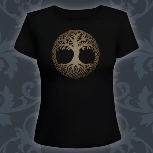 T-shirt Femme Yggdrasil,...