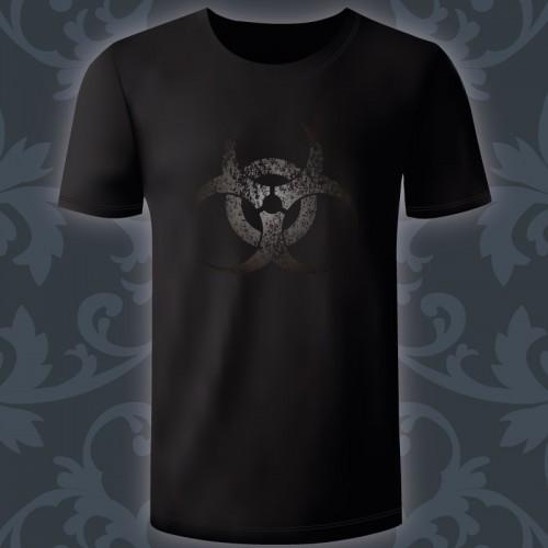T-shirt Homme Biohazard