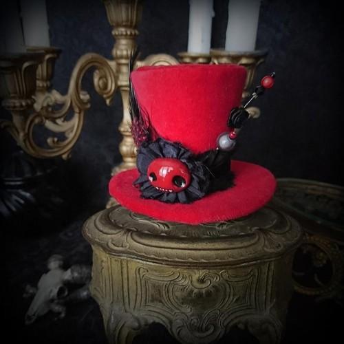 """Mini Hat """"Little Monster""""..."""