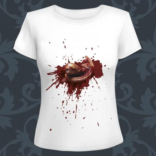 T-shirt Femme Alien Kane