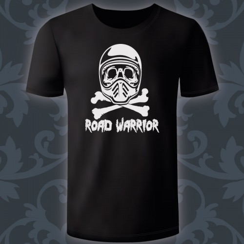 T-shirt Homme Road Warrior