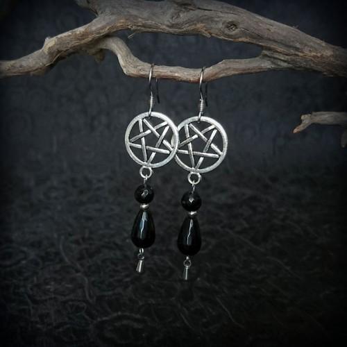 Boucles pentagramme et...