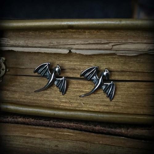 Boucles d'oreilles dragon...