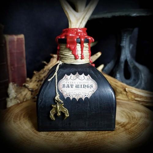 Fiole artisanale, potion...