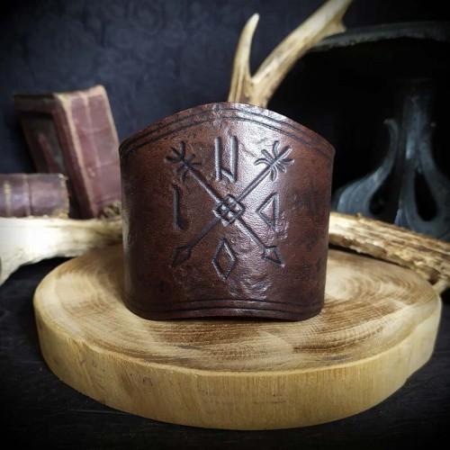 Bracelet viking Lances...