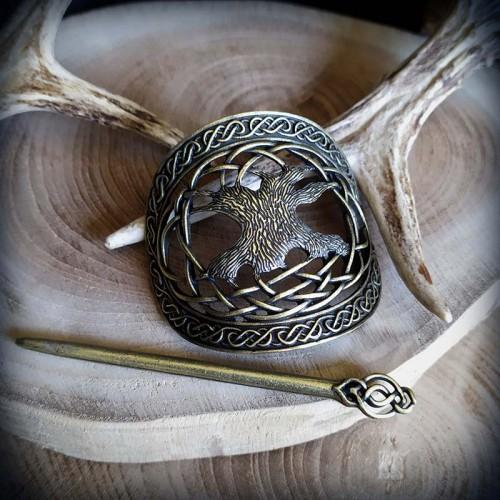 Epingle à cheveux viking,...