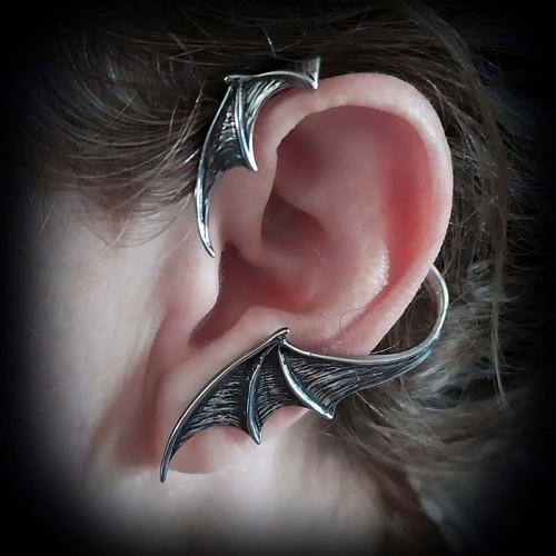 Enveloppe d'oreille ailes...