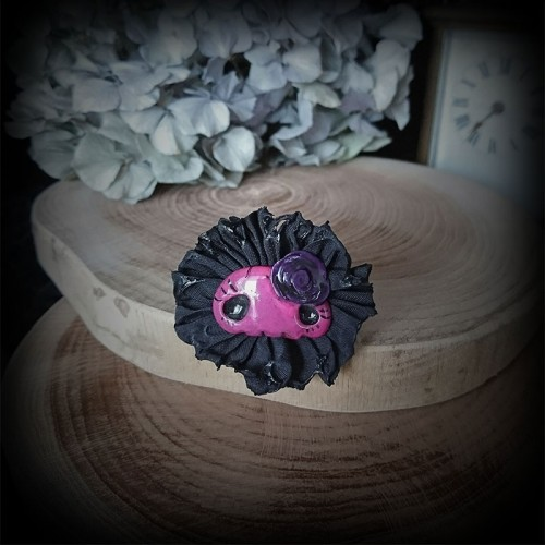 "Bague ""Little Monster""..."