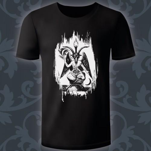 T-shirt Homme Baphomet classic
