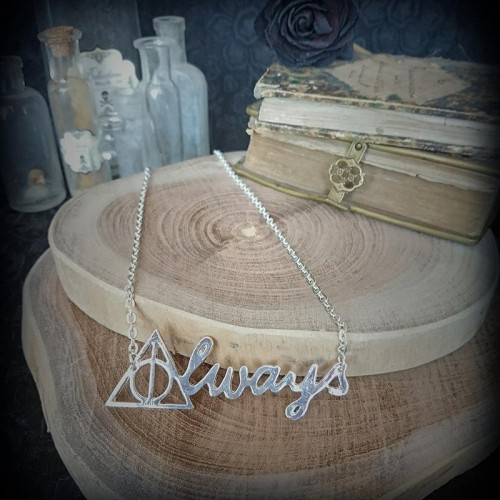 Pendentif Always, Harry Potter